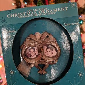 Newlywed Ring Ornament